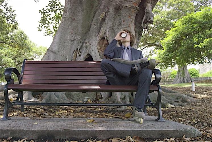 Joe Atkinson x Sydney by Dom West