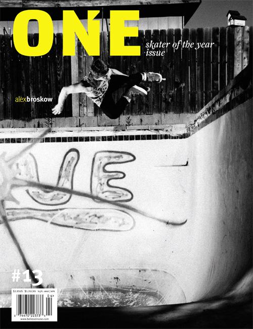 Cover Boy: Alex Broskow
