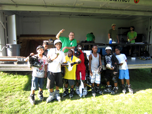 BLADE LIFE: Making new bladers in Rockford