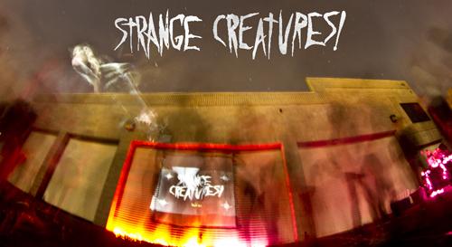 SPOTLIGHT: Strange Creatures Premiere