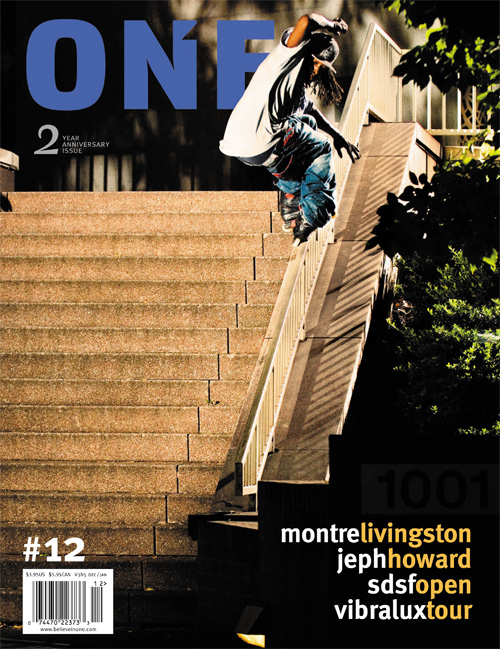 COVER BOY: Montre Livingston