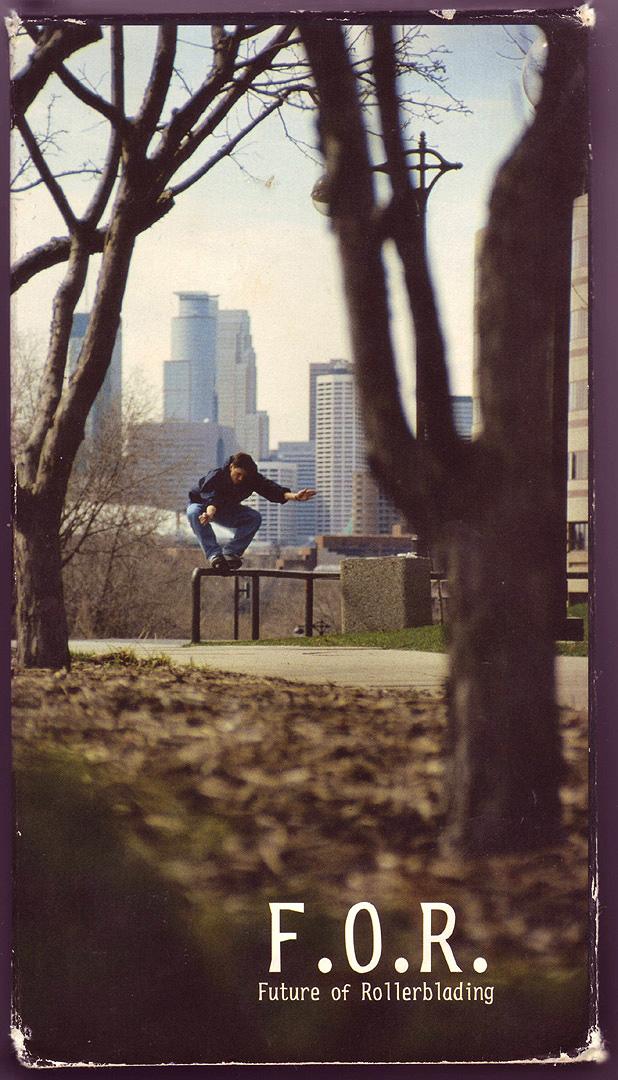 LOOKBACK #3: Joe Navran's F.O.R. (1998)