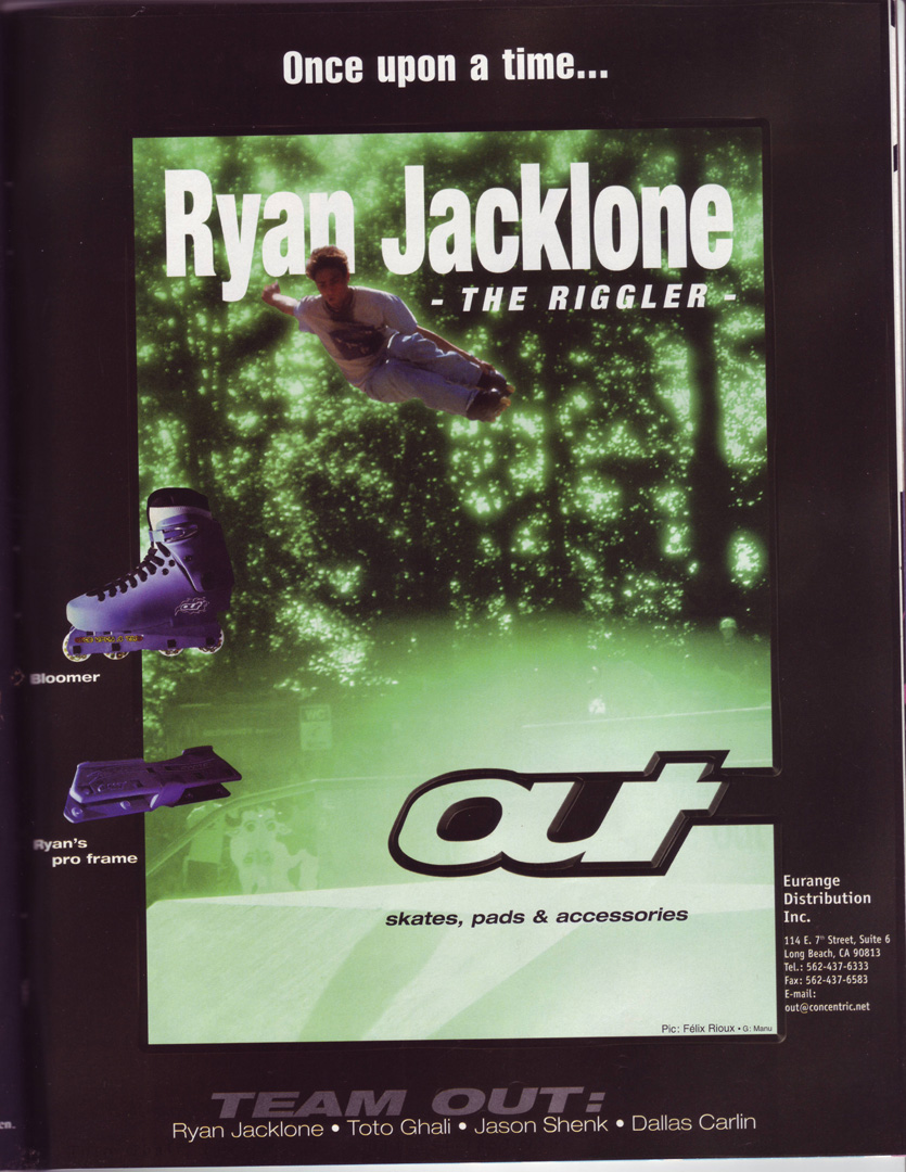 LOOKBACK #6: Ryan Jacklone is The Riggler