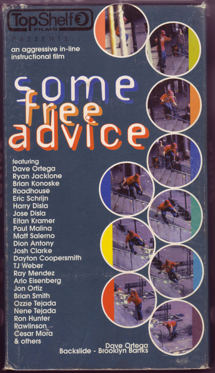 LOOKBACK #7: Some Free Advice (1996)