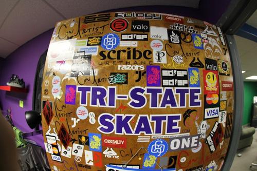 SHOP CHECK: Tri-State Skate