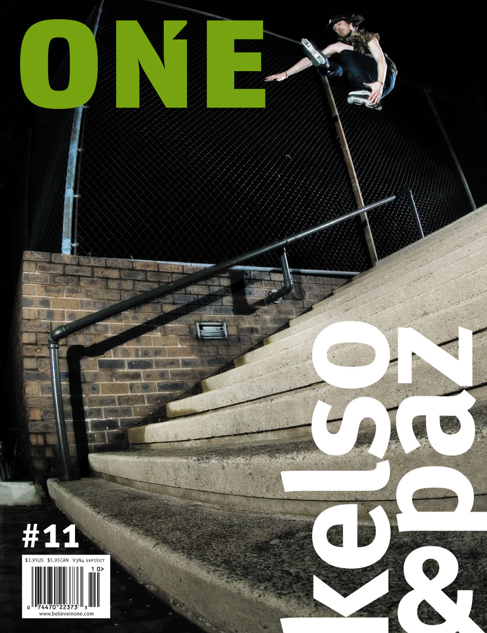 Issue #11 (V3N4)