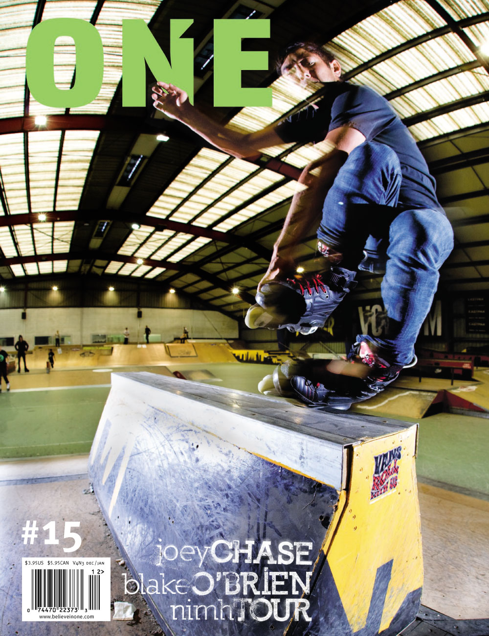 Issue #15 (V4N3)