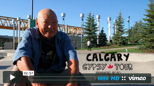 VIDEO: Gypsy Tour Sixth Stop