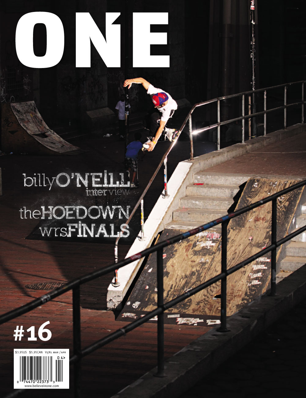 Issue #16 (V5N1)