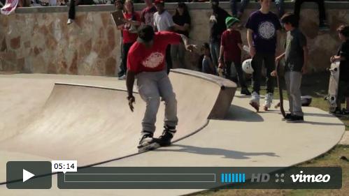 SPOTLIGHT: Donate and Skate in Texas