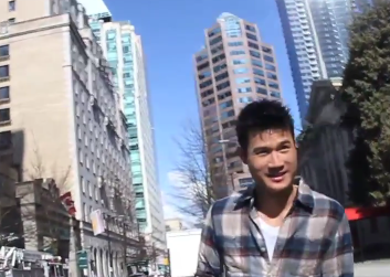 Tommy Chung – Downtown Vancouver by Task TV