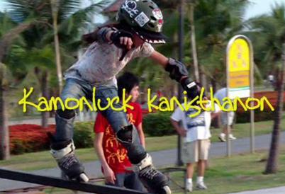 Kamonluck Kanisthanon – Nine Year Old Shredder