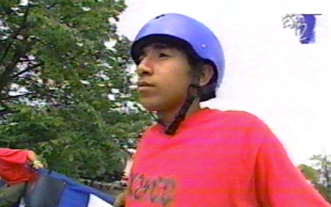 Louie Zamora A.S.A. Pro Tour TV Spot (2000)