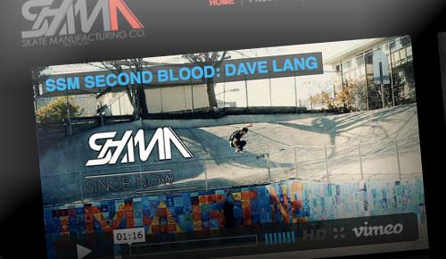 "SSM ""Second Blood"" Dave Lang Edit"