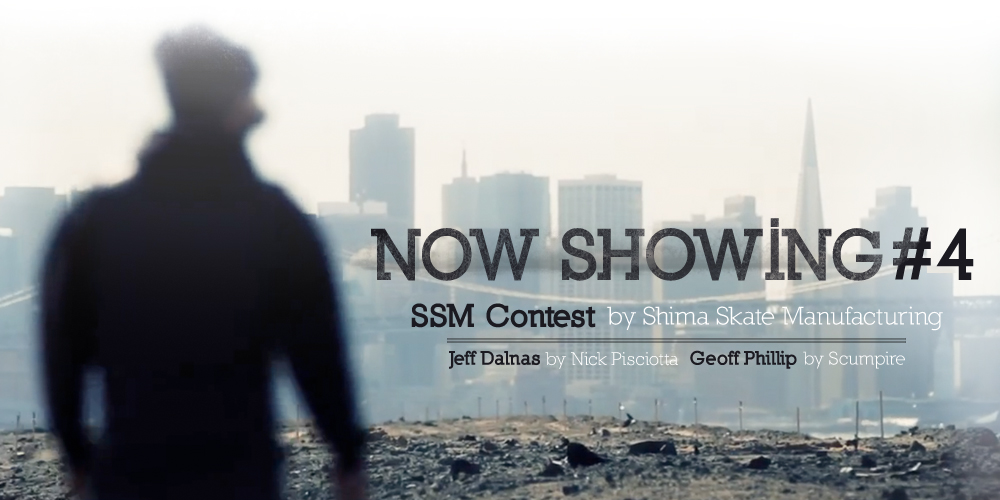 Now Showing #4: SSM Contest, Jeff Dalnas, Geoff Phillip