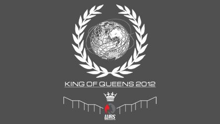 King of Queens 2012 Blade Comp
