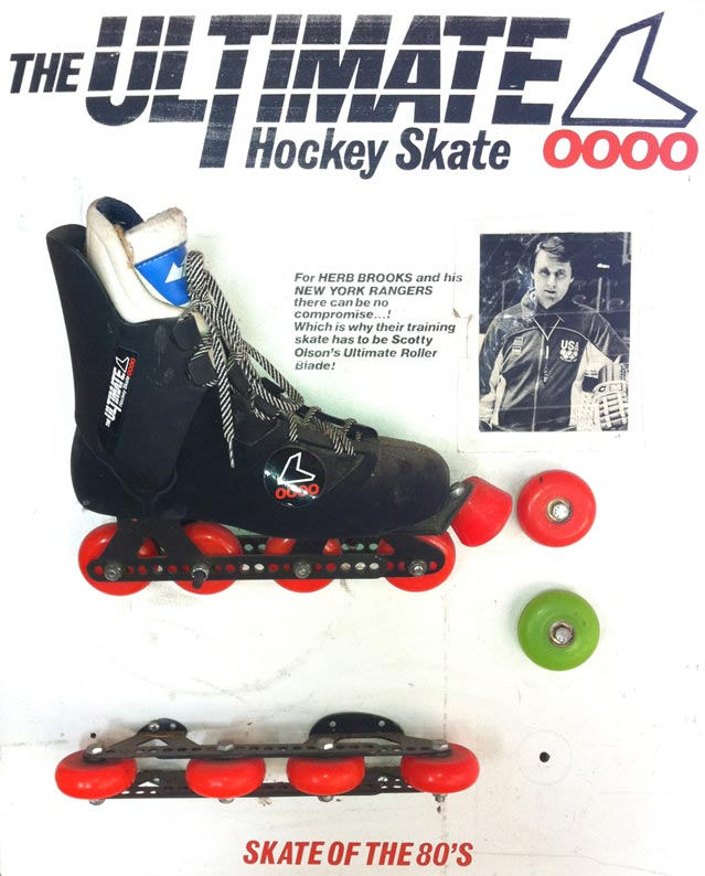Outside Magazine Most Influential Gear: Rollerblades