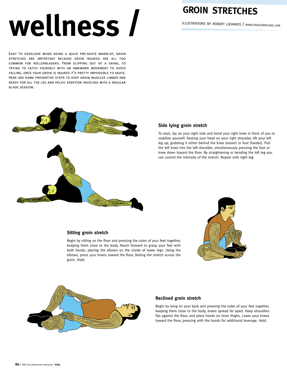 #5: Groin Stretches