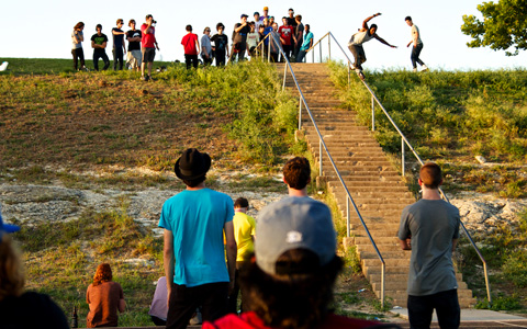 Texas Skate Series: Austin