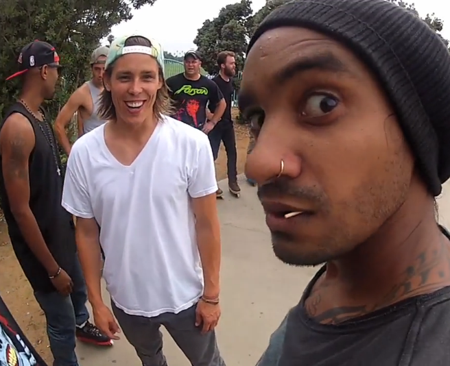 OG Bladers Reunion Jam 2012 by Beau Cottington