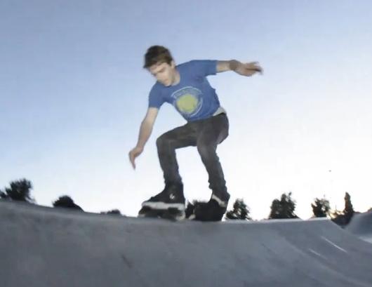 Rollerwarehouse Edit at Dixon Skatepark