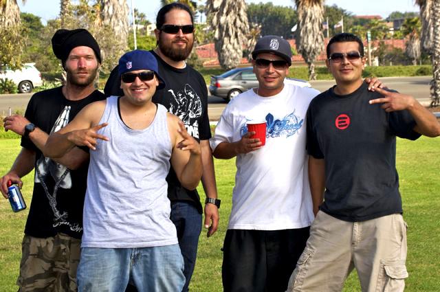 San Diego OG Blade Session Photos