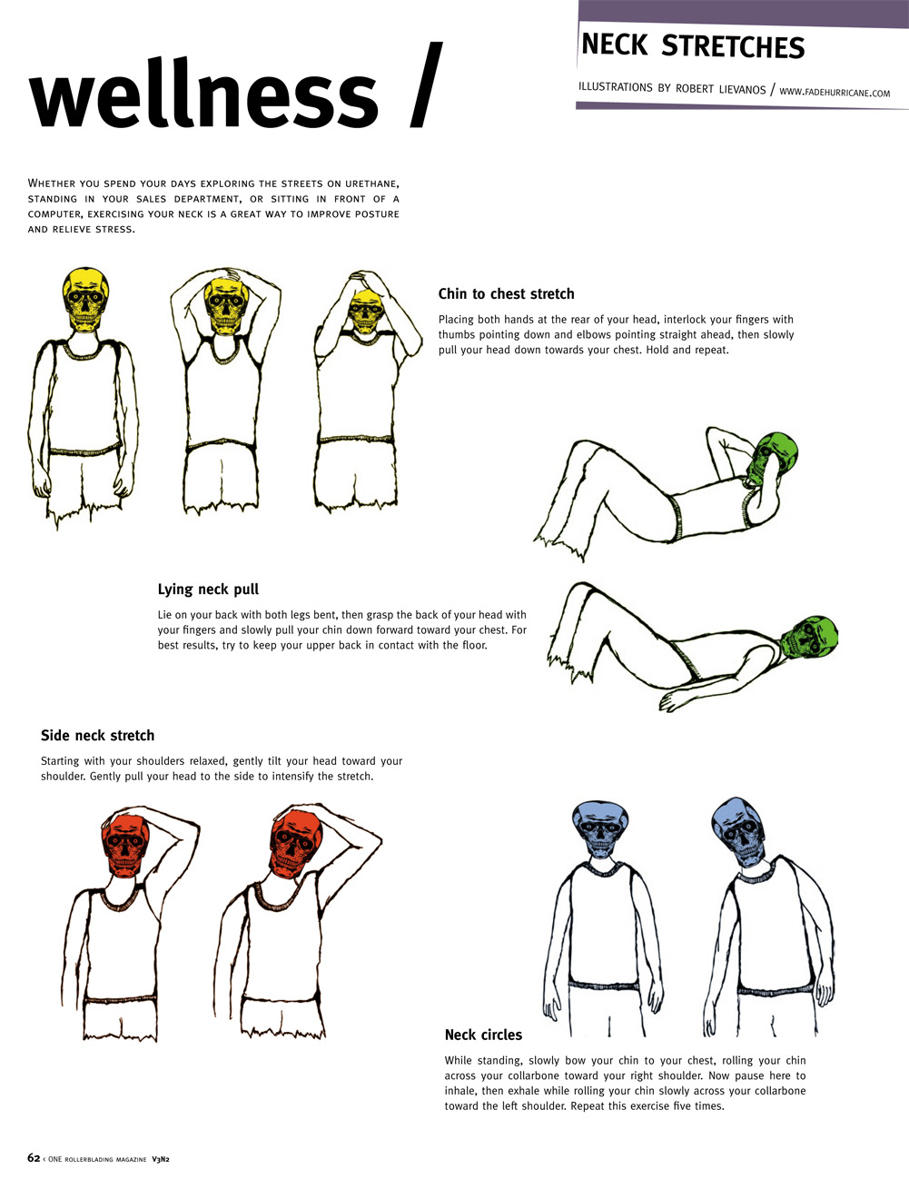 #9: Neck Stretches