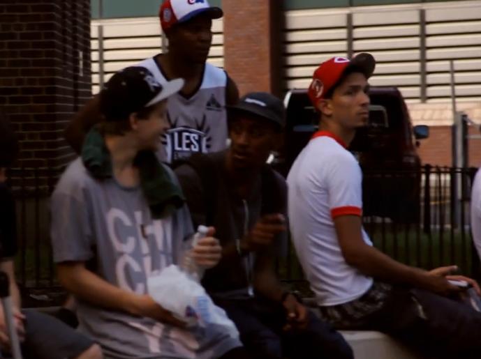 Lower East Side NYC Box Jam