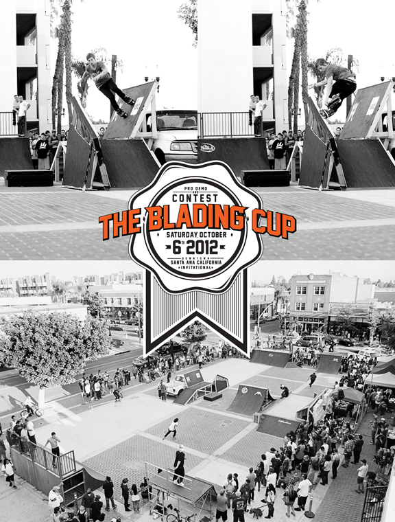 Blading Cup 2012 Schedule