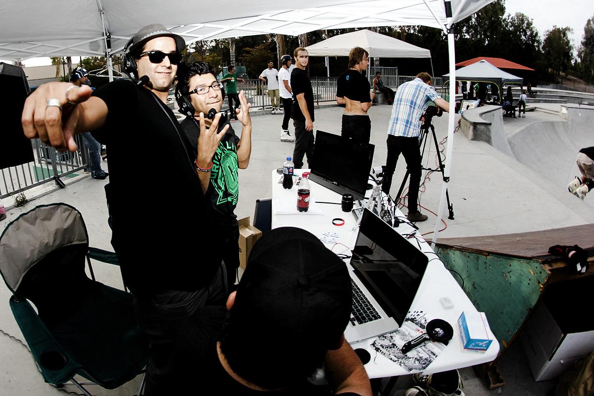 Orion Live at Chula Vista Skatepark