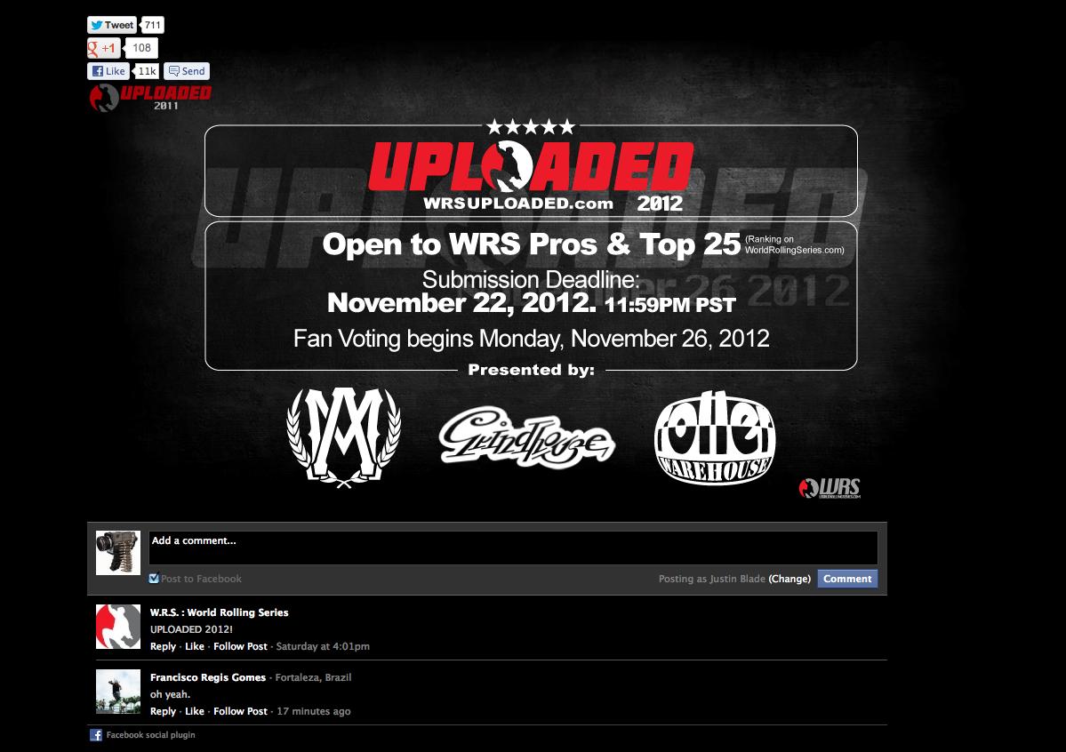 WRS Uploaded 2012