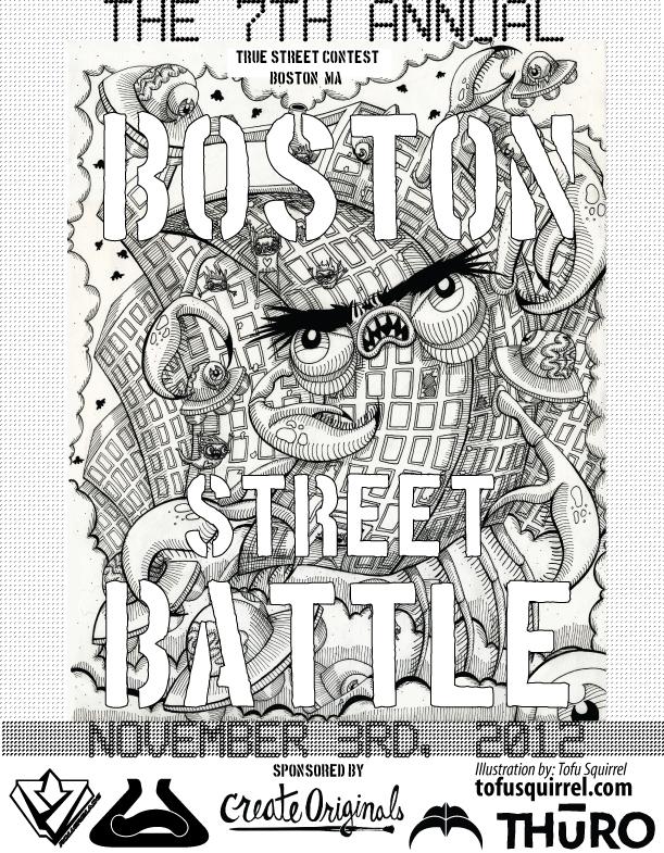 Boston Street Battle 2012