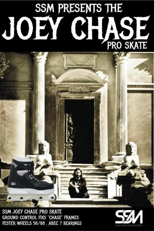 Joey Chase SSM Pro Skate