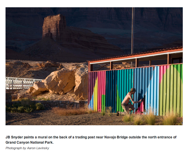 Bladers-turned-Painters JB Snyder and Erik Burke featured on National Geographic
