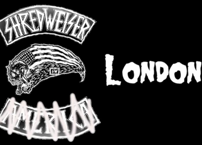 Shredweiser in London