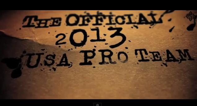 USD 2013 Team Edit