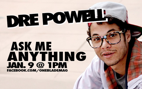 Ask Me Anything: Dre Powell