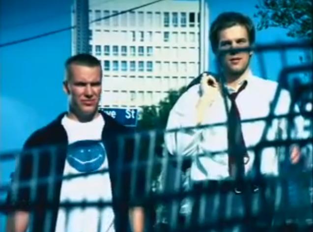 Labatt Blue Commercial feat. Mike Opalek