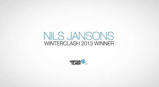 Nils Jansons Winterclash Champ Highlights