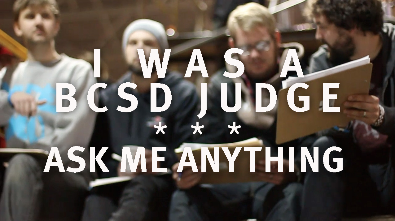 Ask Me Anything: BCSD Judges