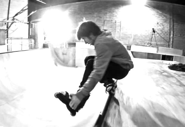Stephane Mosselmans @ Truespin Skatepark