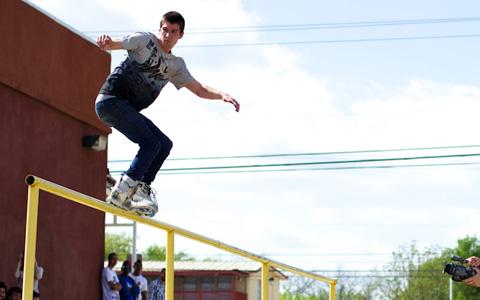 Texas Skate Series Shreds San Antonio