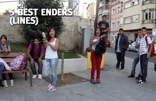 5 Best Enders (Lines)