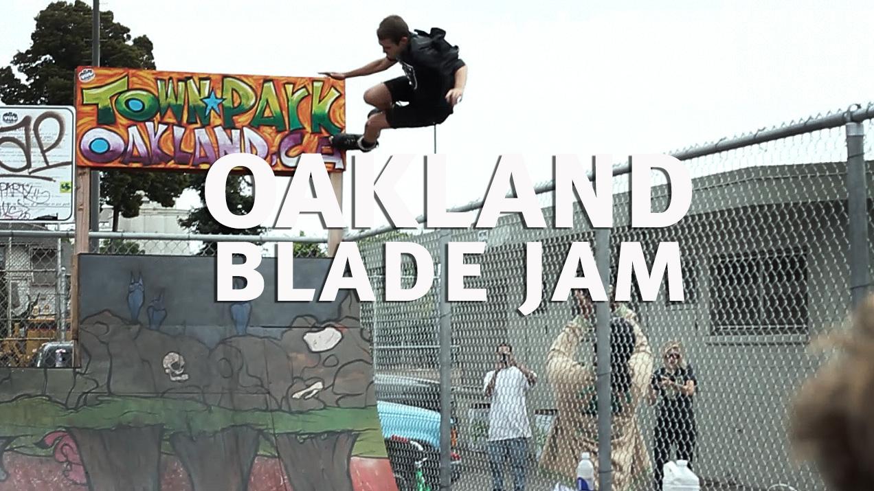 ONE @ Oakland Blade Jam