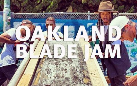 BFree Talks Oakland Blade Jam