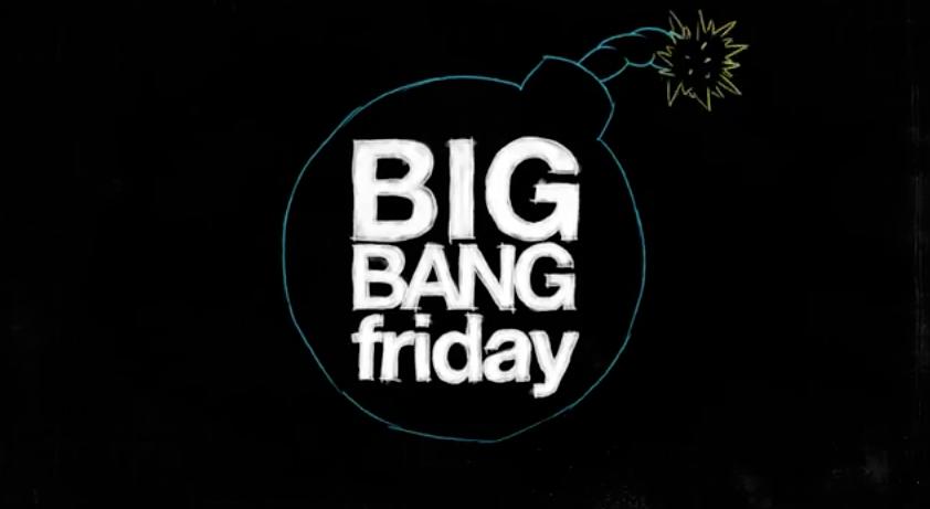 Nils Jansons Big Bang Friday