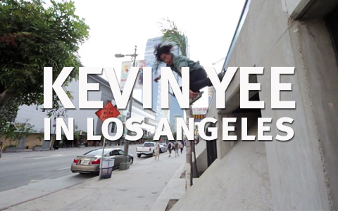 13 Clips in LA with Kevin Yee