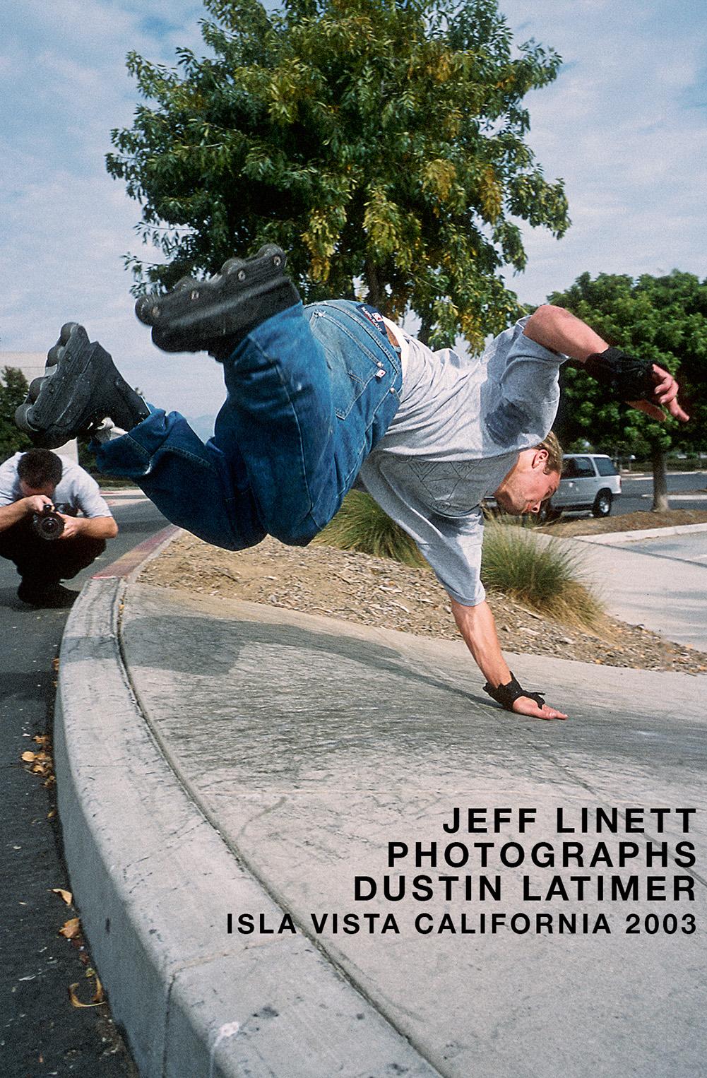 PHOTO VAULT #2: Dustin Latimer (Handslide)