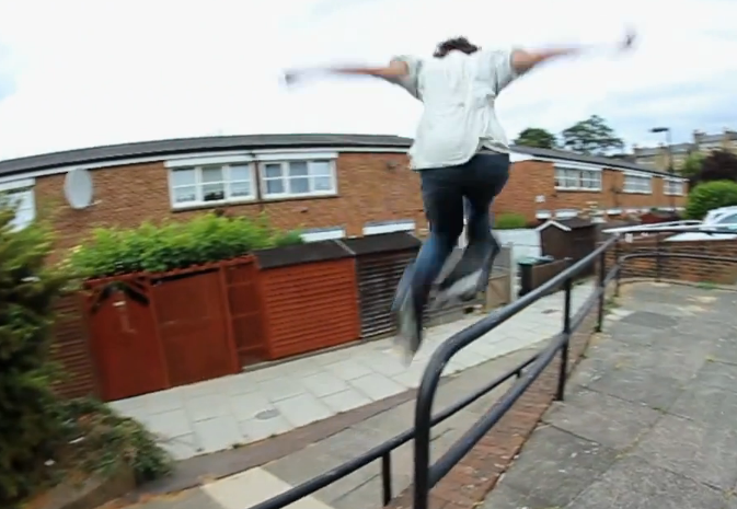 Nick Lomax Undercover Edit