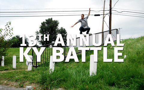KY Battle: 13 Years of Southern Blading